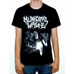 "Municipal Waste ""The Art Of Partying"" Vintage T-shirt"
