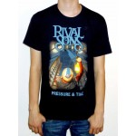 "Rival Sons ""Pressure & Time"" T-shirt"