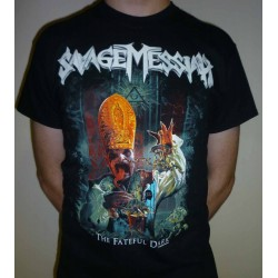 "Savage Messiah ""The Fateful Dark"" T-shirt"