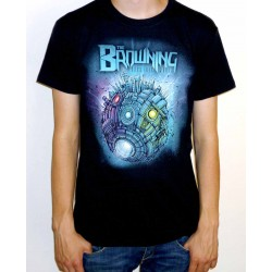 "The Browning ""Burn This World"" T-shirt"