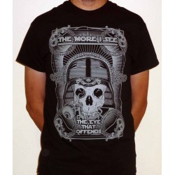 "The More I See ""The Eye That Offends"" Star Wars-inspired T-shirt"