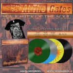 "At The Gates ""Slaughter Of The Soul"" Vinyl + Any T-shirt"