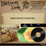 "Blackberry Smoke ""Holding All The Roses"" Vinyl"