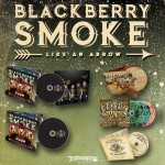Blackberry Smoke CD Discography
