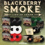 Blackberry Smoke Vinyl Discography
