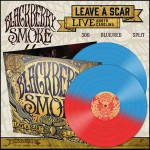 "Blackberry Smoke ""Leave A Scar - Live In North Carolina"" Gatefold 2x12"" Colour Vinyl"