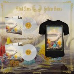 "Rival Sons ""Hollow Bones"" Vinyl + T-shirt - Transparent, Silver or Black Vinyl"