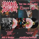 "Morbid Angel ""Entangled In Chaos"" Vinyl"