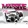 "Massive ""Full Throttle"" CD - PRE-ORDER"