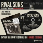 "Rival Sons ""Great Western Valkyrie"" 2 CD Tour Edition"