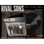 "Rival Sons ""Great Western Valkyrie"" 2x12"" Gatefold Black Vinyl"