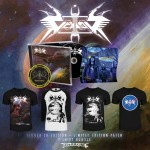 "Vektor ""Terminal Redux"" Signed CD, Patch + Any T-shirt - PRE-ORDER"