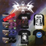"Vektor ""Terminal Redux"" Colour Vinyl + Any T-shirt"