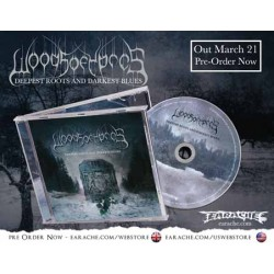 "Woods Of Ypres ""Woods III: The Deepest Roots and Darkest Blues"" CD"