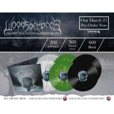 "Woods Of Ypres ""Woods III: The Deepest Roots and Darkest Blues"" Limited Edition Gatefold Vinyl"