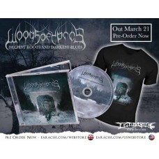 "Woods Of Ypres ""Woods III: The Deepest Roots and Darkest Blues"" CD + Any T-shirt + Optional Woven Patch"