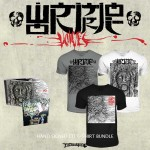 "Wormrot ""Voices"" Signed CD + T-shirt - PREORDER"