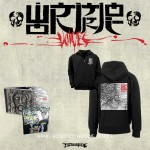 "Wormrot ""Voices"" Signed CD + Hoodie - PREORDER"