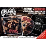 "Oceano ""Incisions"" CD + T-shirt"
