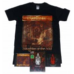 At The Gates Complete Pack - Any T-shirt or Hoodie + 2 CDs, 2 patches, Guitar Pick + 3 DVDs