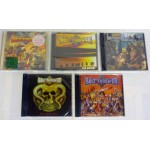 Bolt Thrower Complete Pack - All 5 CDs