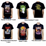Bonded By Blood Pack 3 - Any 3 T-shirts