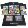 Cathedral Pack 2 - Any T-shirt, 7 CDs + 1 DVD + Optional Woven Patch
