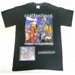 Cathedral Pack 1 - Any T-shirt or Hoodie + Any CD + Optional Woven Patch