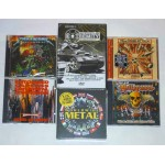 Compilation Pack 3 - 9 CDs, 1 DVD + 1 PC Game