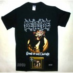 Deicide Pack 1 - Any T-shirt or Hoodie + Any CD + Optional Woven Patch + Sweatband