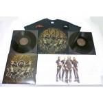 Evile Pack 2 - Any T-shirt + Any Vinyl