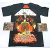 Gama Bomb Pack 2 - Any T-shirt + Both CDs + Optional Woven Patch