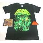 Gama Bomb Pack 2 - Any CD + Any T-shirt