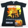 Godflesh Pack 1 - Any T-shirt or Hoodie + Any CD + Optional Woven Patch