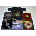 Hour Of 13 Pack 2 - Any T-shirt + Both Vinyl LPs