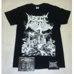 "Insect Warfare Pack 1 - ""World Extermination"" CD + Any T-shirt or Hoodie"