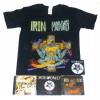 Iron Monkey Pack 1 - Any T-shirt or Hoodie, 2 CDs + Optional Woven Patch