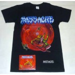 "Massacre Pack - ""From Beyond"" Digipak CD + T-shirt or Hoodie + Optional Woven Patch"