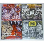 Napalm Death Pack 5 - All 4 Digipaks