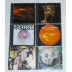 Scorn Pack 2 - All 7 CDs