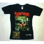 "Terrorizer ""World Downfall"" CD + T-shirt or Hoodie"