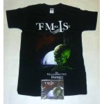 "The More I See Pack 1 - ""The Disappearing Humans"" CD + Any T-shirt"