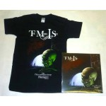 "The More I See Pack 2 - ""The Disappearing Humans"" Ltd Edition Colour Vinyl + Any T-shirt"