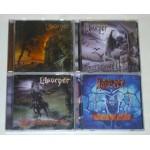 Usurper Pack - All 4 CDs