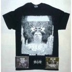 Vektor Pack 7 - Any T-shirt, Any 2 CDs + Optional Woven Patch