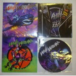 White Wizzard Pack 2 - Any 4 Vinyl