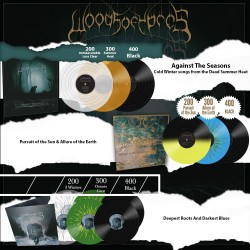Woods Of Ypres Pack 2 - Any 3 LPs
