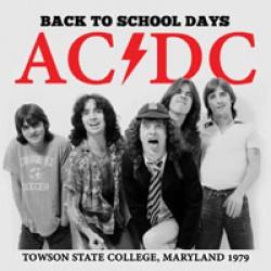 "AC/DC ""Back To School Days"" CD"