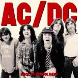 "AC/DC ""Back To School Days"" 2x12"" Vinyl"