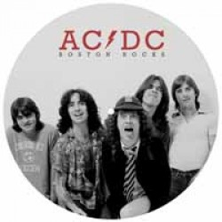 """AC/DC """"Boston Rocks - The New England Broadcast 1978"""" Picture Disk Vinyl - PRE-ORDER"""